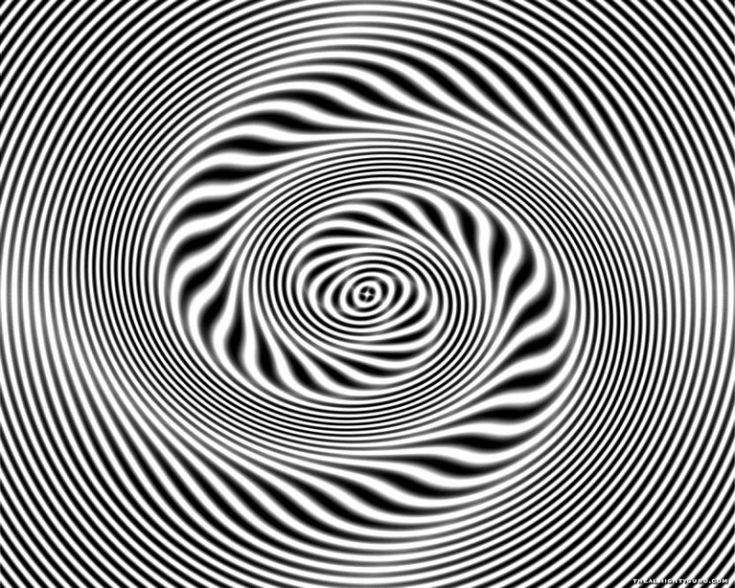 Les 1534 meilleures images propos de illusions d 39 optique for Illusion d optique peinture