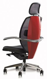 The Xten is a collaboration between Italian design firm Pininfarina (best known for working on supercars such as the Ferrari Enzo and the Maserati GranTurismo) and furnishings pioneers Ares Line. It was developed in 2008 at a cost of $1.5m. There are few finer office chairs for comfort, construction and ergonomic design