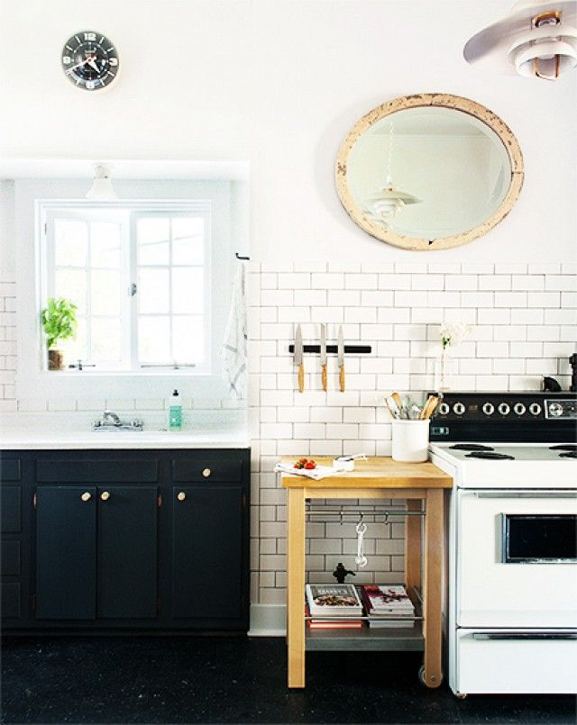 How+to+Make+the+Most+of+Your+Small+Kitchen+via+@domainehome