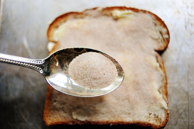 Cinnamon Toast - The RIGHT Way | Recipe | Butter, My mom and Cinnamon