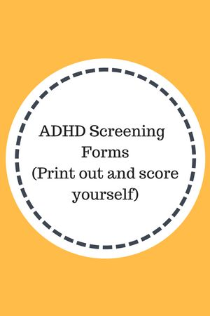 Adult add test printable