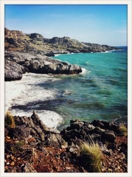 Küste bei Plakias, Kreta (Crete)