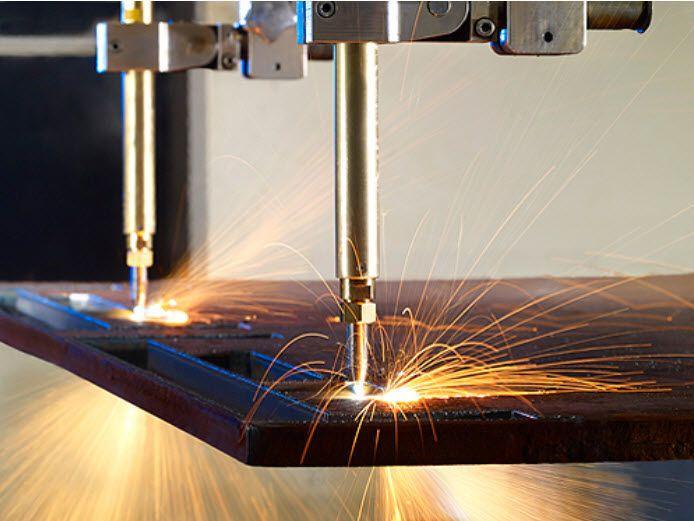 Torche d'oxycoupage pour machine 3 - 300 mm   COOLJET™  ESAB
