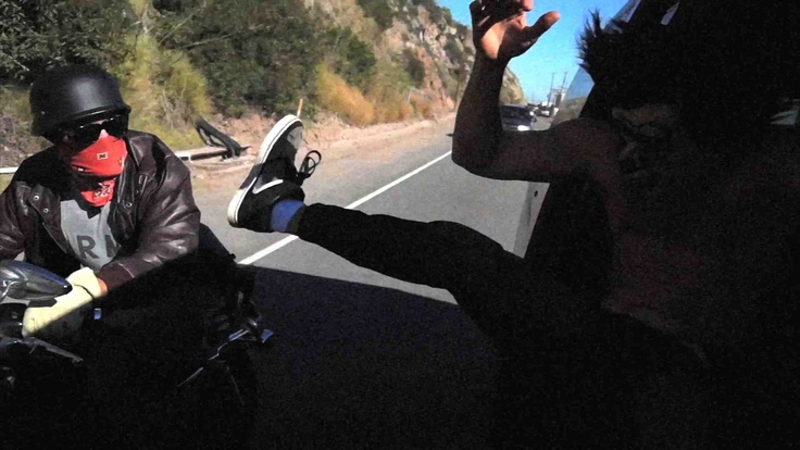 Motorcycle Action!: Motorcycles Action, Cars