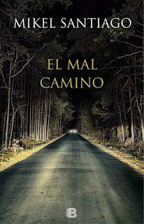 #ElMalCamino, la nueva novela de Mikel Santiago. Vibrante. Genial. Un escritor de éxito, una estrella del rock en horas bajas, la Provenza y un misterioso accidente.