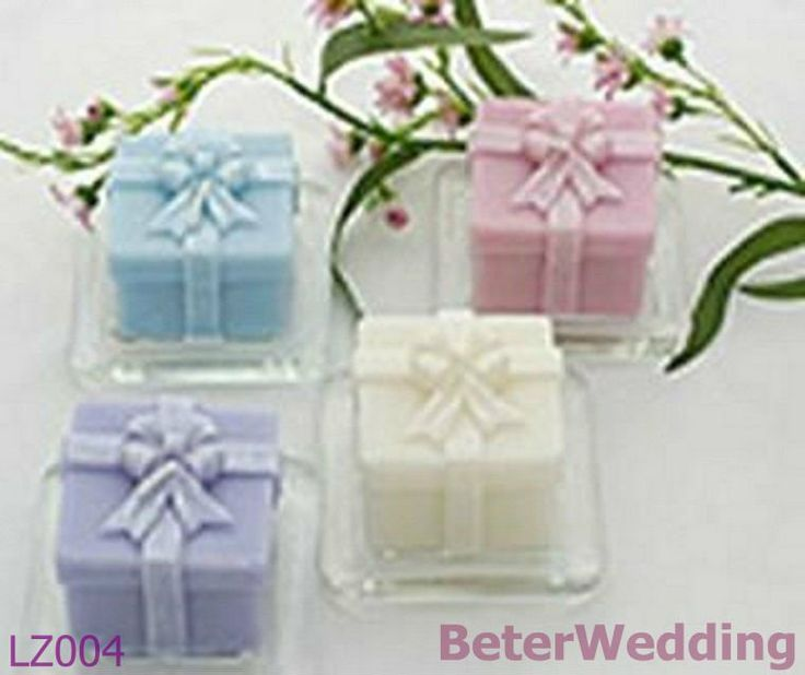 novelty Souvenir Candles LZ004 Wedding Gift, Wedding Favor, craft supplies@Shanghai Beter Gifts Co Ltd