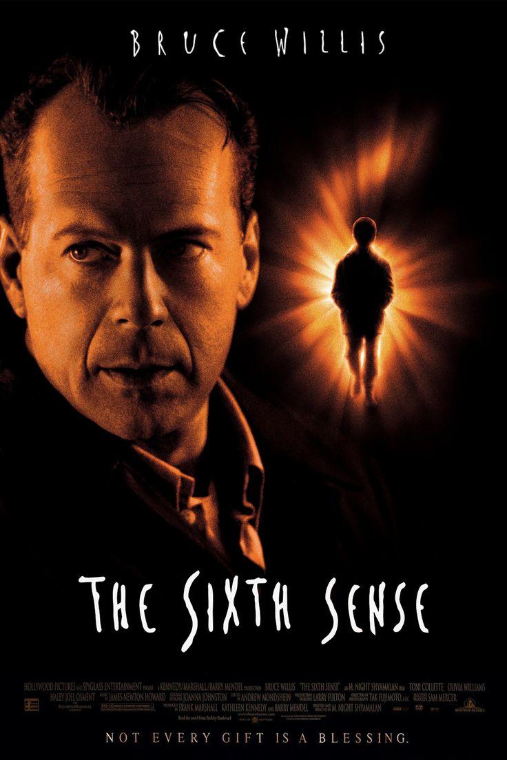Постер к фильму «The Sixth Sense / Шестое чувство (1999)» смотреть онлайн