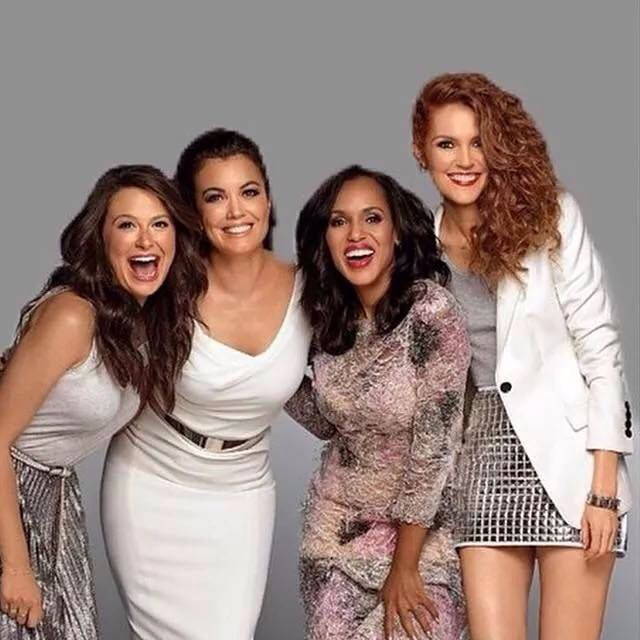 The Women of Scandal