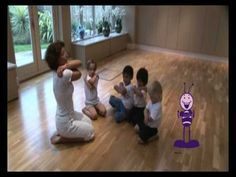 YOGABUGS  - YouTube - I like hers.. it's simple.. still a story, but simple