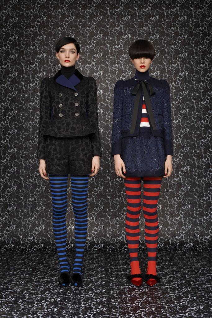 Gothic Couture: Louis Vuitton RTW 2013 via Style.com