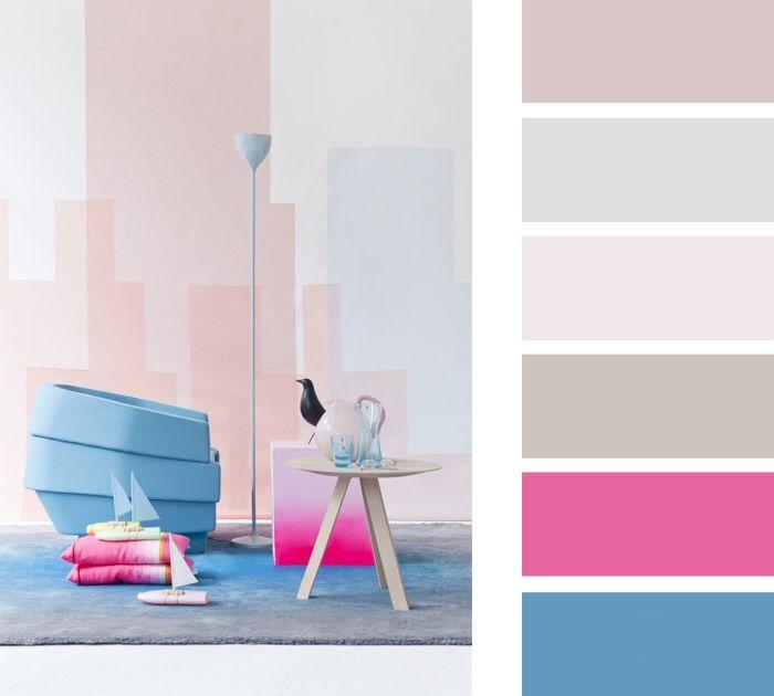3 секрета нежного цвета: пастельные оттенки в интерьере   Sweet home