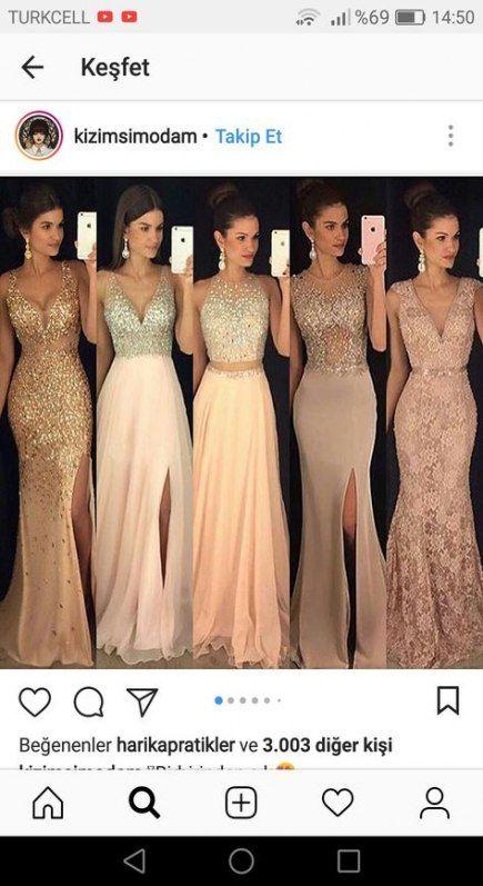 69 Trendy dress largos graduacion dorado