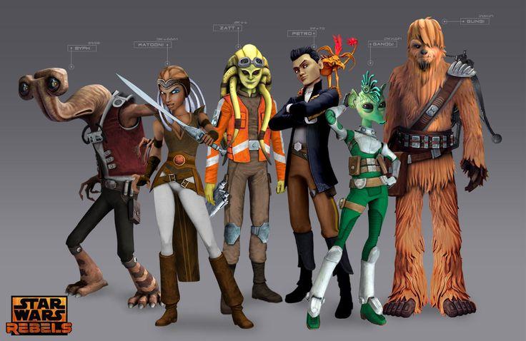 Star Wars Rebels Ahsoka | Übersicht der teilnehmenden Kinos und Termine