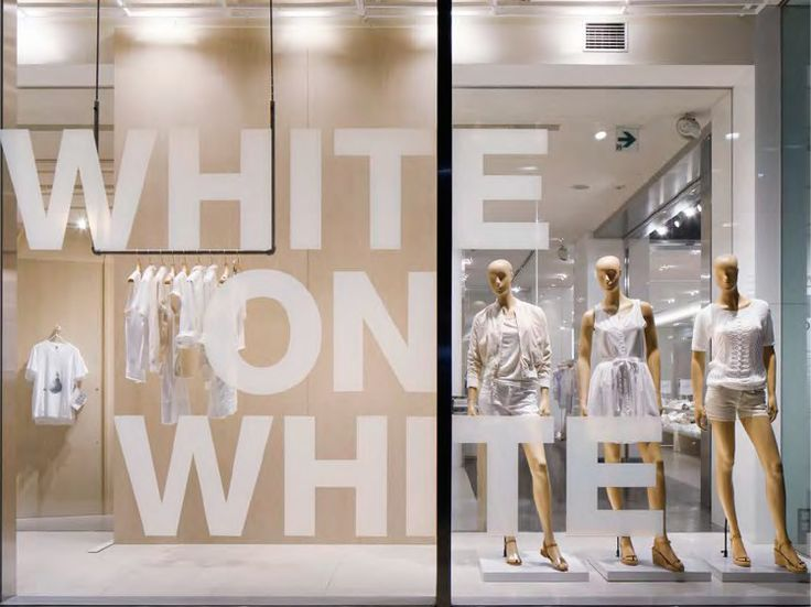 Gap Summer 2014 #windows #retail by @dcwdesign