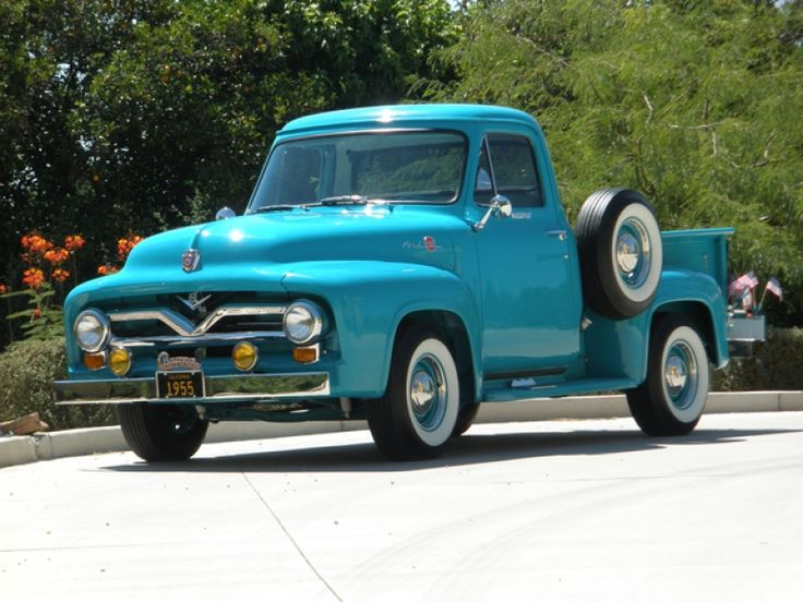 1955 Ford F 150 Off Road