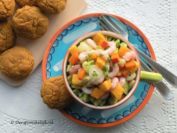 Winterse salade – Oerspronkelijk