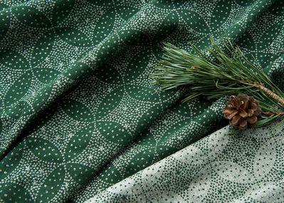 Oscha Starry Night Aspen Wrap (silk)