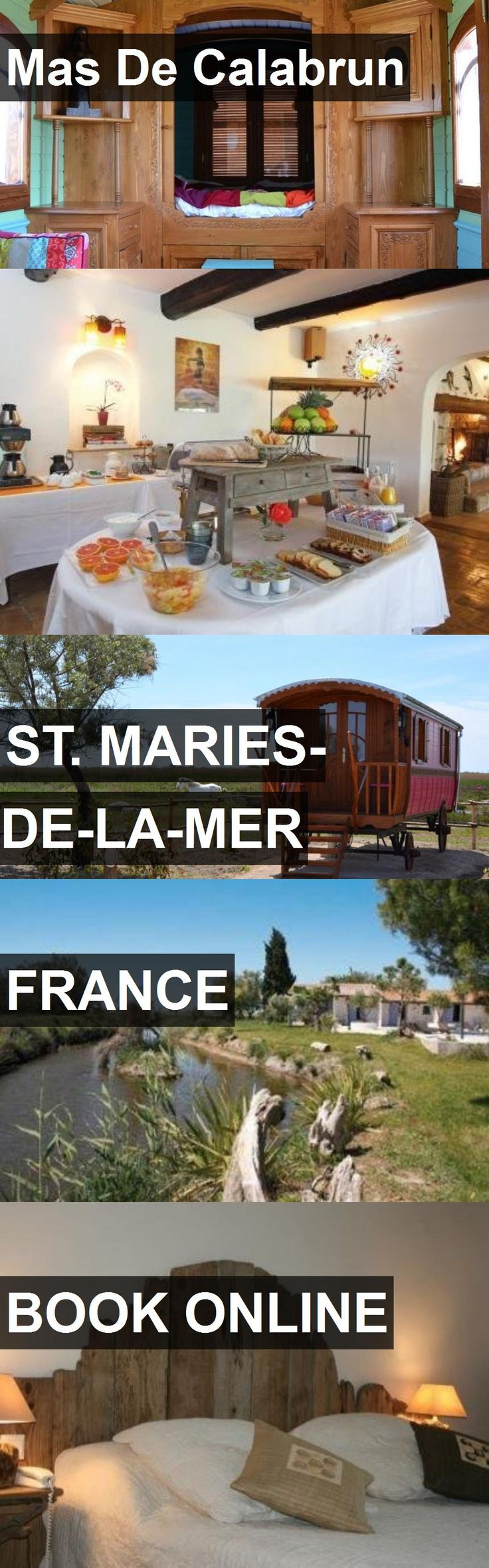 Hotel Mas De Calabrun in St. Maries-de-la-Mer, France. For more information, photos, reviews and best prices please follow the link. #France #St.Maries-de-la-Mer #MasDeCalabrun #hotel #travel #vacation