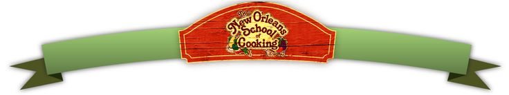 The New Orleans School of Cooking - 524 St. Louis St. New Orleans, LA - 1 (800) 237-4841
