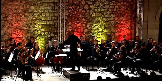 Francis Huster aux Nuits du Suquet : Mozart à lire et à jouer