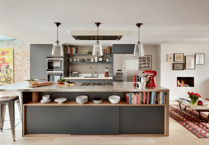 30 Must-See Painted Kitchen Cabinet Ideas