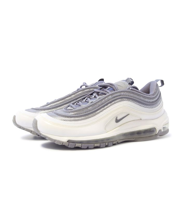 Nike Air Max 97: Shadow Grey/White | Sneakers: Nike Air Max 97 | Pinterest | Air Max 97, Nike Air Max and Nike Air