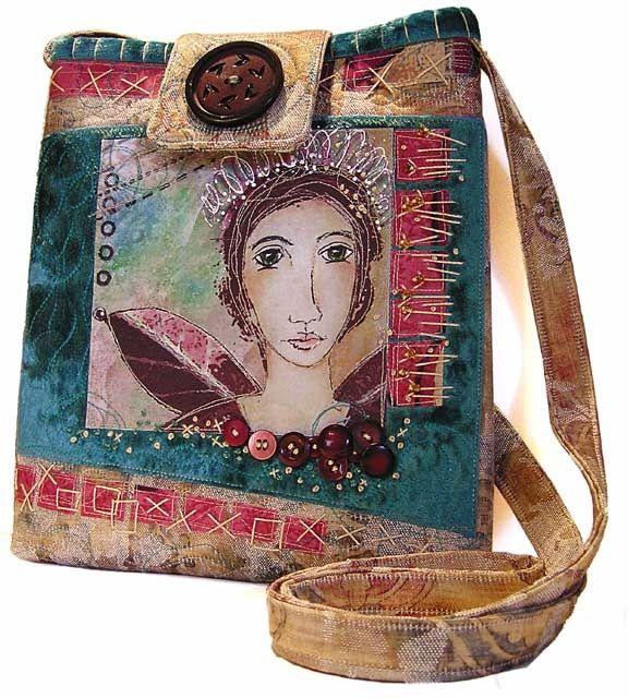 Handmade purses and bags by DJ Pettitt