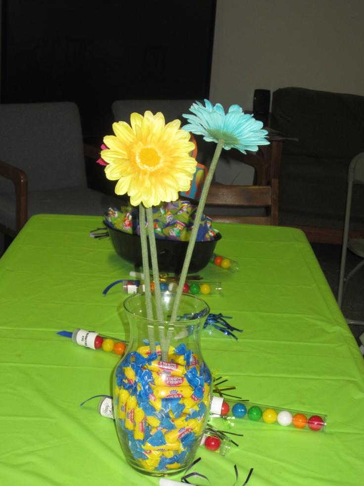 50th Birthday Party Decoration 50 Blows Ideas Pinterest