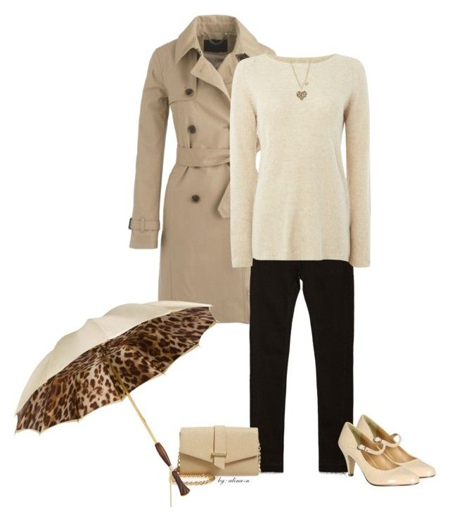 """""""Rainy Day Fashion"""" by alina-n ❤ liked on Polyvore featuring J.Crew, Zara, Halogen, Persol, La Fée Maraboutée, GUESS, ootd and rainydaylook"""