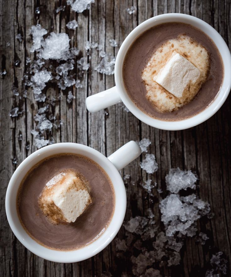 Maple-Infused Hot Cocoa excerpted from the Maple cookbook by Katie Webster   Makes 3 cups   10 minutes   Click Image for #Recipe
