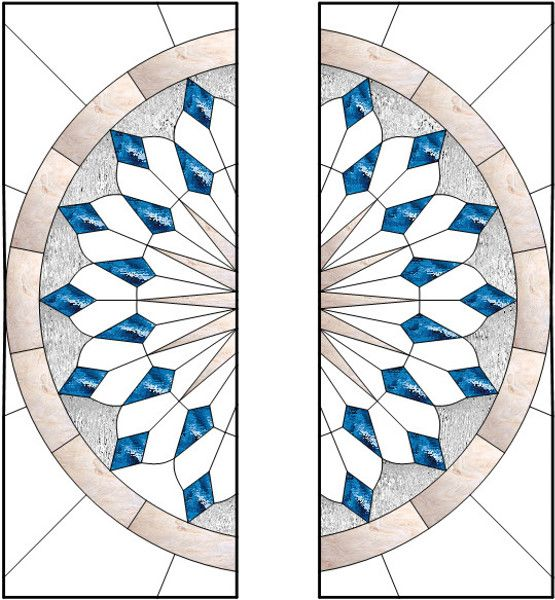 50 best images about stained glass on pinterest glass for Window design circle