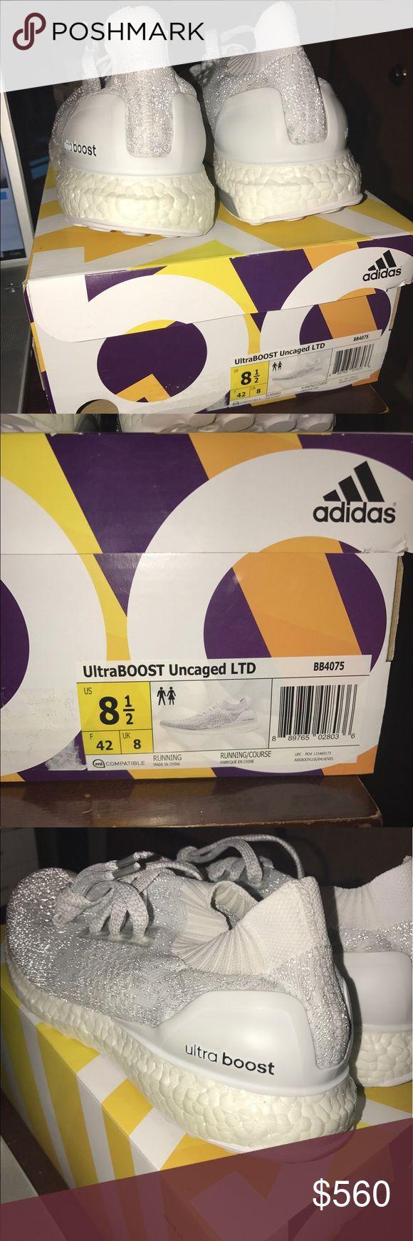 adidas Ultra Boost 3 0 LTD Core Black Unboxing