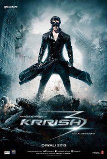 Krrish 3 (2013) Poster
