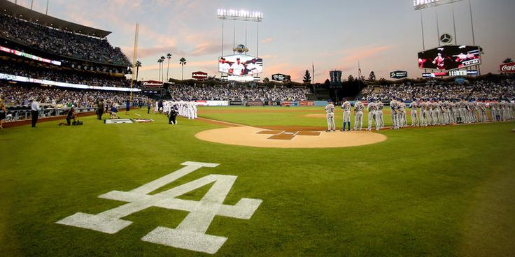 7 days until Dodgers Opening Day!