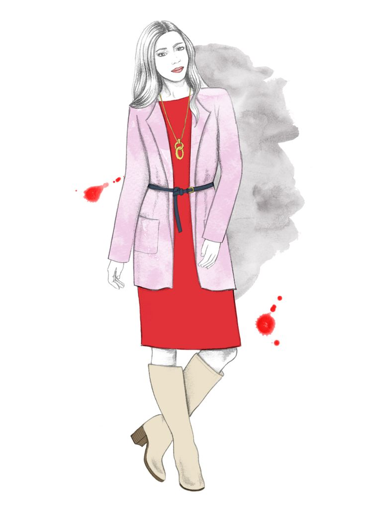 #fashionillustration #illustration #fashion #gosiazimniak