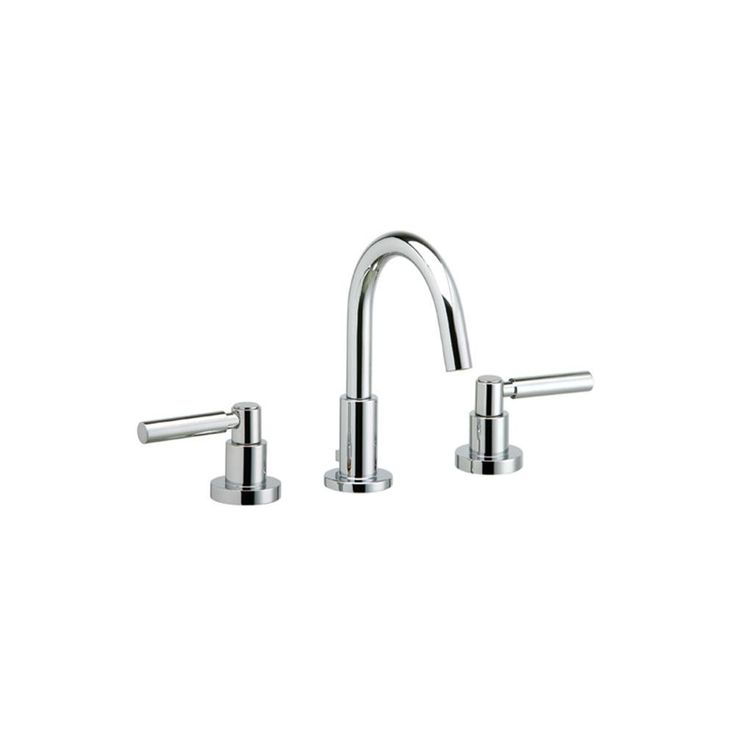 Phylrich - 1324383 sales at Pipeline Supply Inc. Widespread Bathroom Sink Faucets in a decorative Polished Chrome with Satin Nickel finish