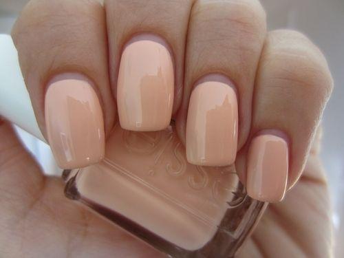 essie: Nails Art, Nails Design, Pink Nails, Nailpolish, Pale Pink, Nails Color, Nails Polish, Nudes Nails, Color Nails