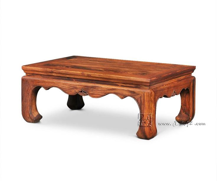 Solid Wood short-legged Table for bed Small Tea Tables Bay window low dining desk Rosewood Sofa Coffee kang Table Classic Teapoy #Affiliate