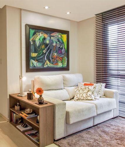 Ótima Ideia Para Mesinha De Canto · Tv Room SmallSmall Room DesignSmall  Living RoomsSmall ... Part 69