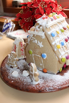 Failsafe Foodie: A Gingerbread House