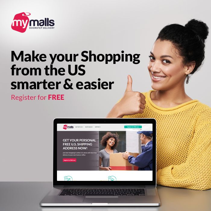 Register with us today and Get a FREE US #shipping address