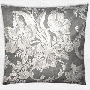 Gemusterte Satin Bettwäsche mit stilvollem Muster in zwei Farben von Evelyn Kahle.