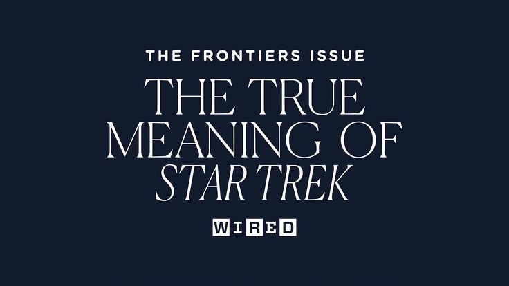 President Barack Obama on the True Meaning of Star Trek - POTUS is a Trekkie! WIRED guest editor President Barack Obama, WIRED editor in chief Scott Dadich and MIT Media Lab director Joi Ito discuss the original Star Trek series and what it reveals about our common humanity.