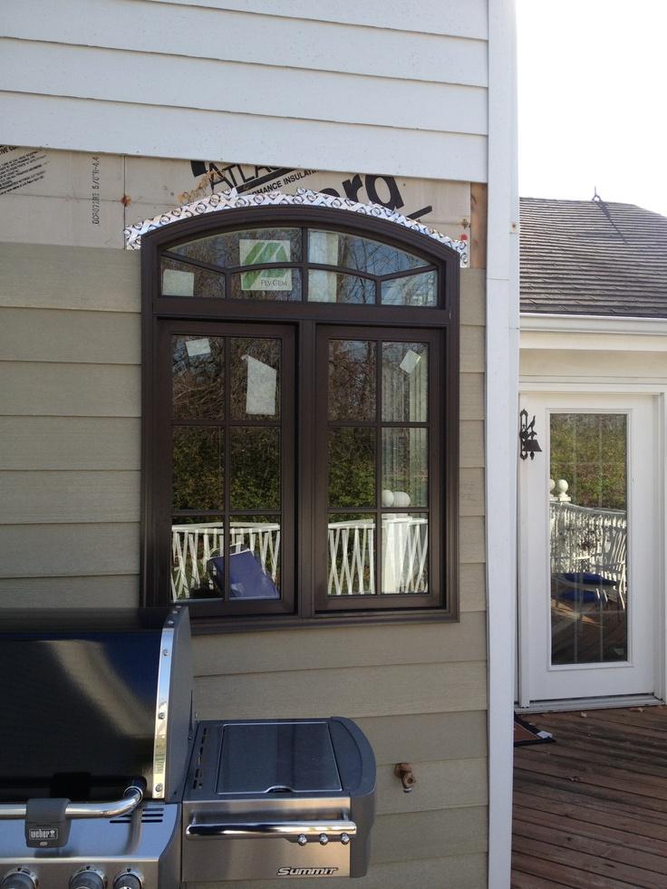 Bronze Vinyl Windows : Best images about ply gem on pinterest portal