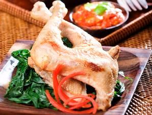 Ayam pop, Sumatera Barat