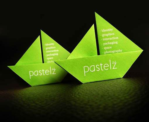 26 best creative alternatives to business cards images on pinterest paper boat business card reheart Choice Image