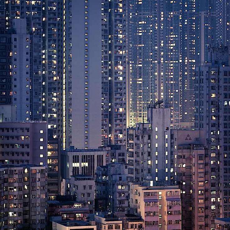 Hong Kong Cityscape Photography