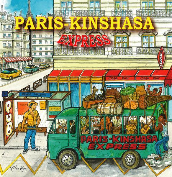 Check out « Paris - Kinshasa Express » on ReverbNation