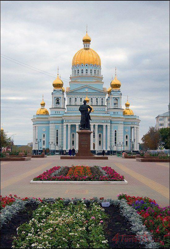 Кафедральный собор Святого праведного воина Федора Ушакова, Саранск