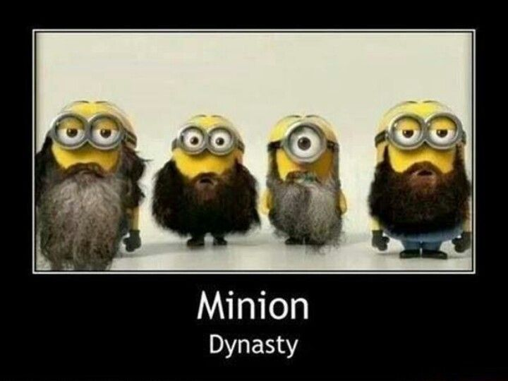 LoL Minion Duck Dynasty. CC